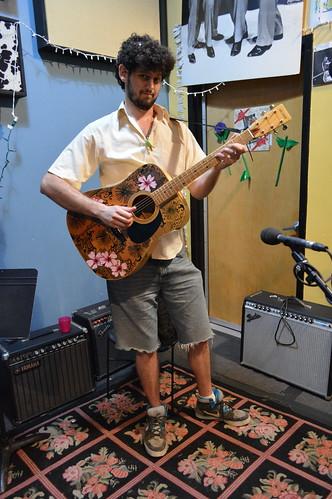 Ethan, Master of the Hawaiian Ukulele live on WFMU 2018-08-08