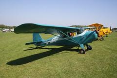 G-IIAC Aeronca 11AC [11AC-169] Popham 060518