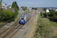 [SNCF] X 72521/72522 - Photo of Guéret