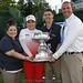 Wegmans LPGA Championship - Closing Ceremony