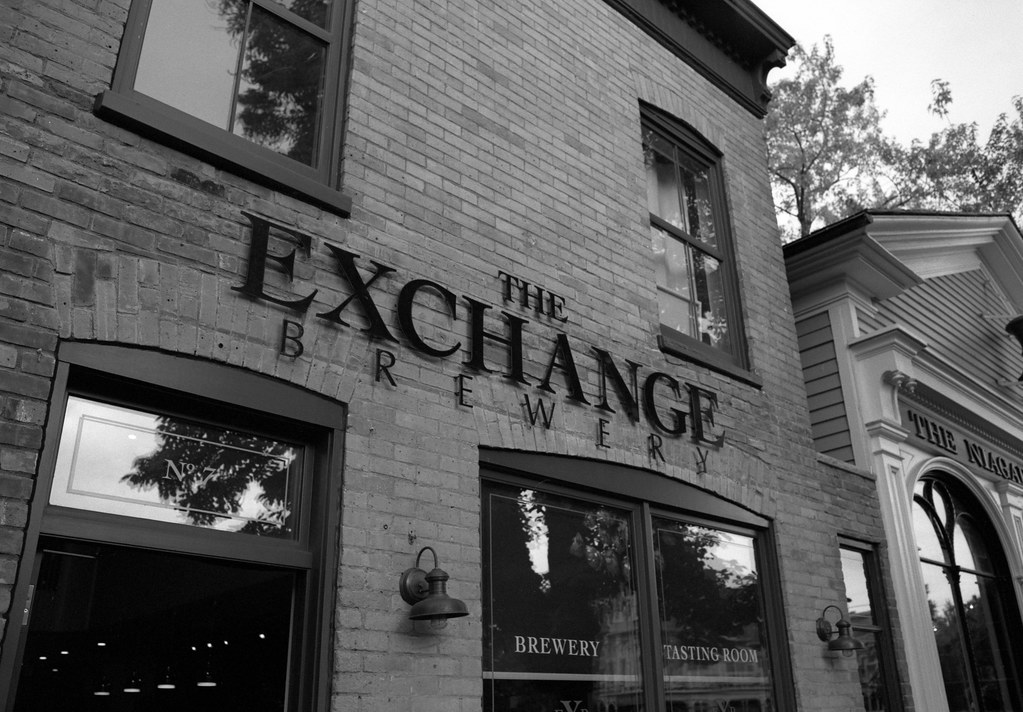 The Exchange Brewery