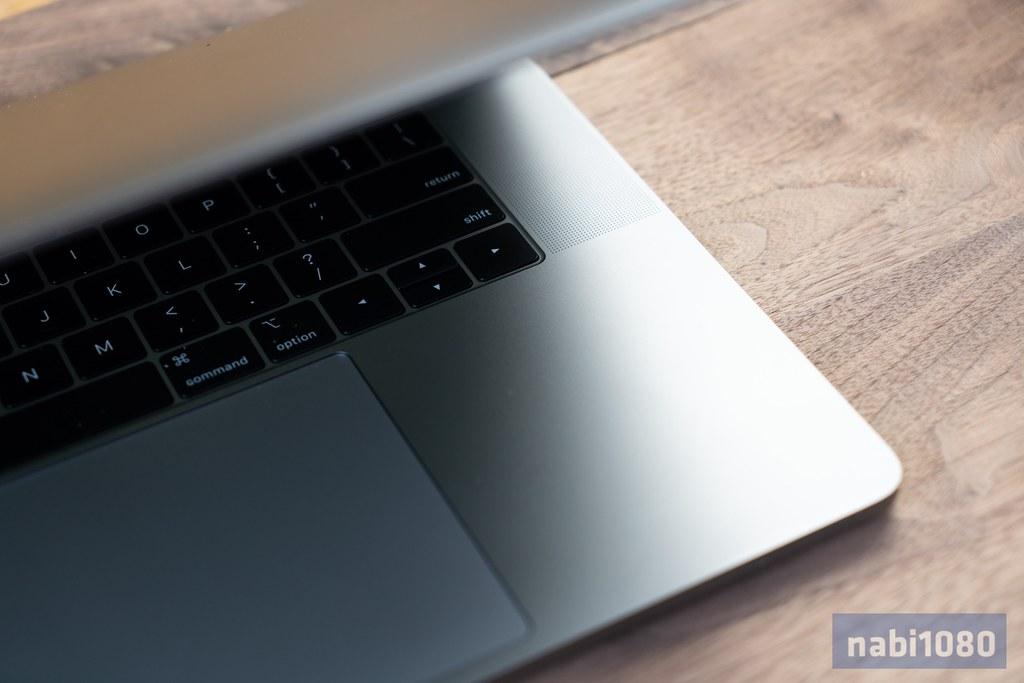 15インチ MacBook Pro 201803