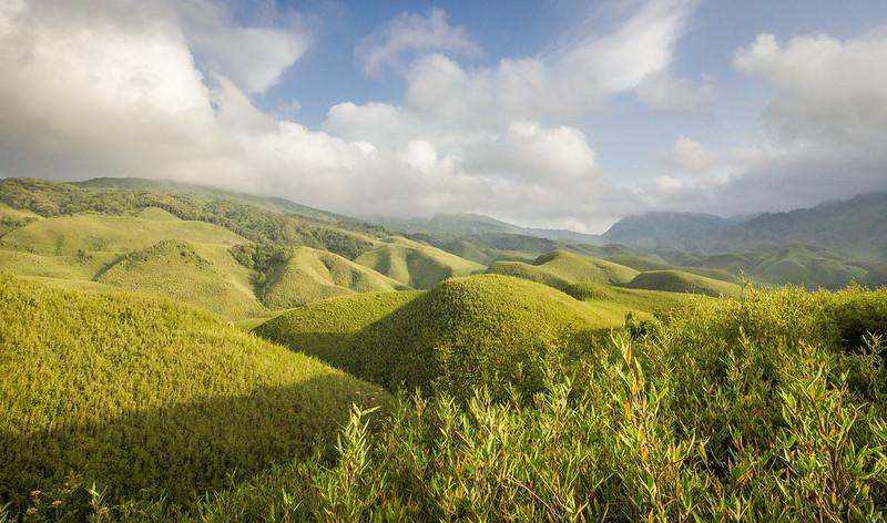 Dzukou Valley,Nagaland