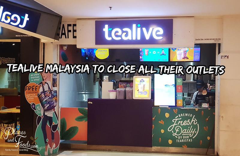 tealive malaysia closed