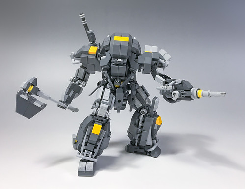 LEGO Robot Mk15-TypeD-10