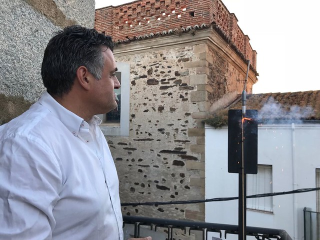José Manuel García Ballestero será Abanderado de las Fiestas de San Juan 2019