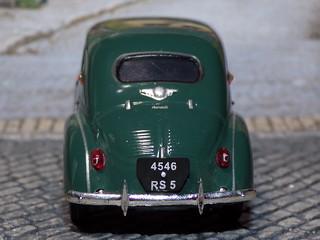 Renault 4CV - Berline - 1950