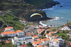 Madeira 2014 - 1.Tag, Anreise, Porto da Cruz