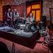 In Performance at Amati Jazz Club - Natalio Sued Jazz Trio por migueldunham