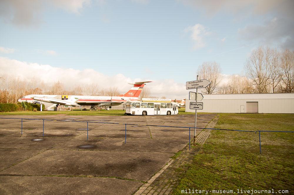 Luftfahrt- und Technikmuseum Merseburg-15
