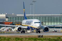 EI-EBV - Boeing 737-8AS(WL) - Ryanair