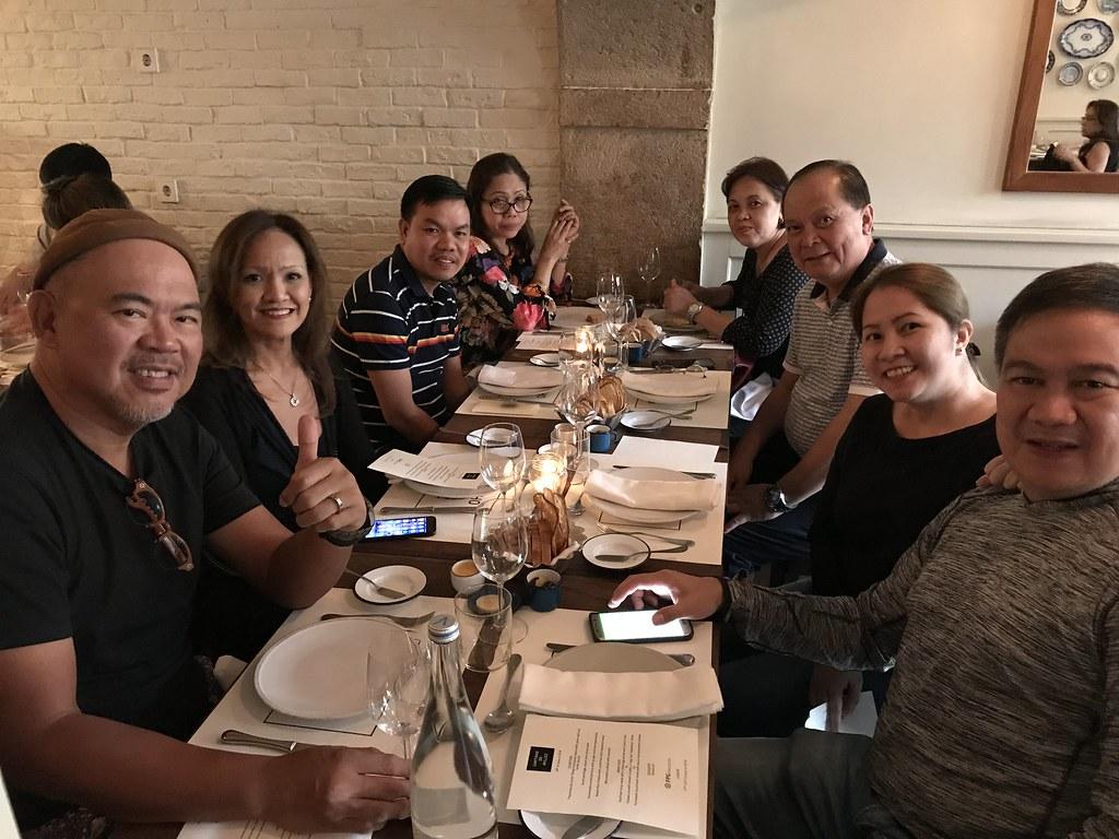 Cantinho do Avillez dinner June 20, 2018 037