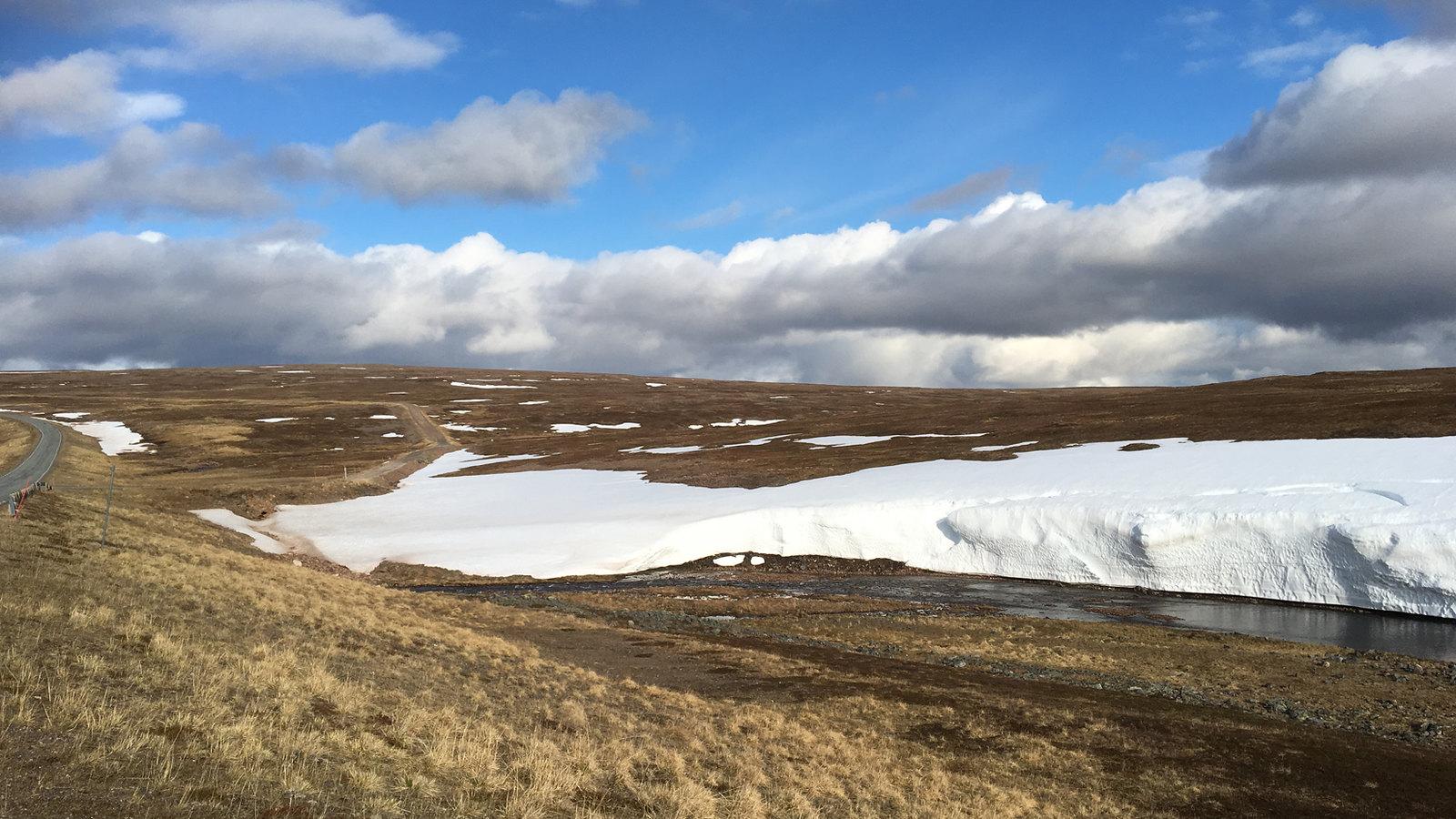 Varanger snow and ice