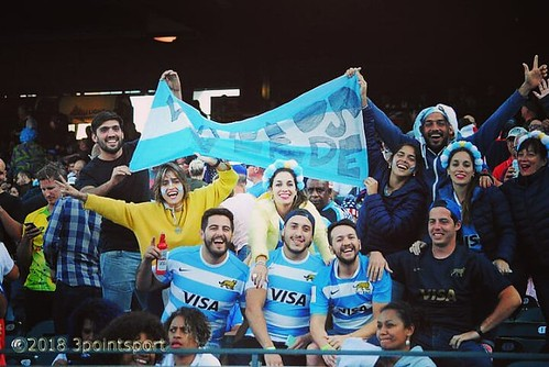 Argentina again #rugby #rugbygirls #rwc7s #attpark #groundhopping