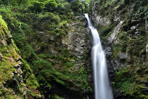 新寮瀑布步道-第二層瀑布