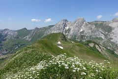 Pointe de Deux Heures @ Summit of Pointe de Deux Heures @ Hike to Tête d'Auferrand & Pointe de Deux Heures @ Le Grand-Bornand