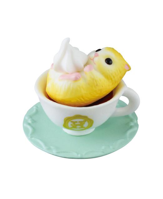 EPOCH 咖啡倉鼠甜點「精選篇」好評續推!Café de ハム Selection
