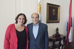 dc., 18/04/2018 - 10:52 - Barcelona i Montevideo signen un acord per cooperar en diferents àmbits de gestió municipal