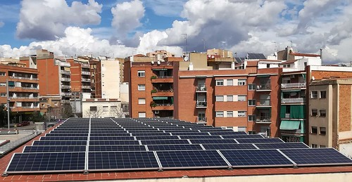 TFM installs a photovoltaic plant for self-consumption in Badalona