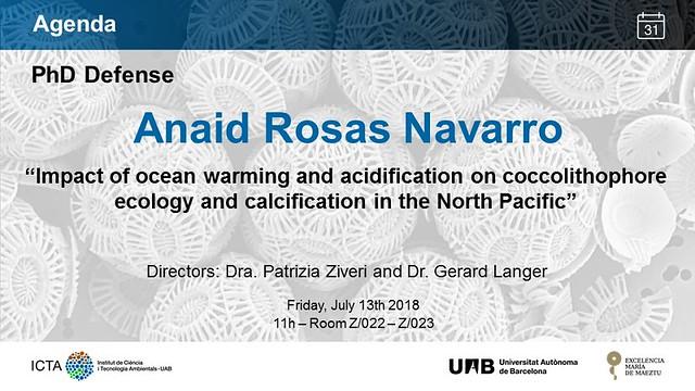 Defensa de tesis Anaid Rosas Navarro