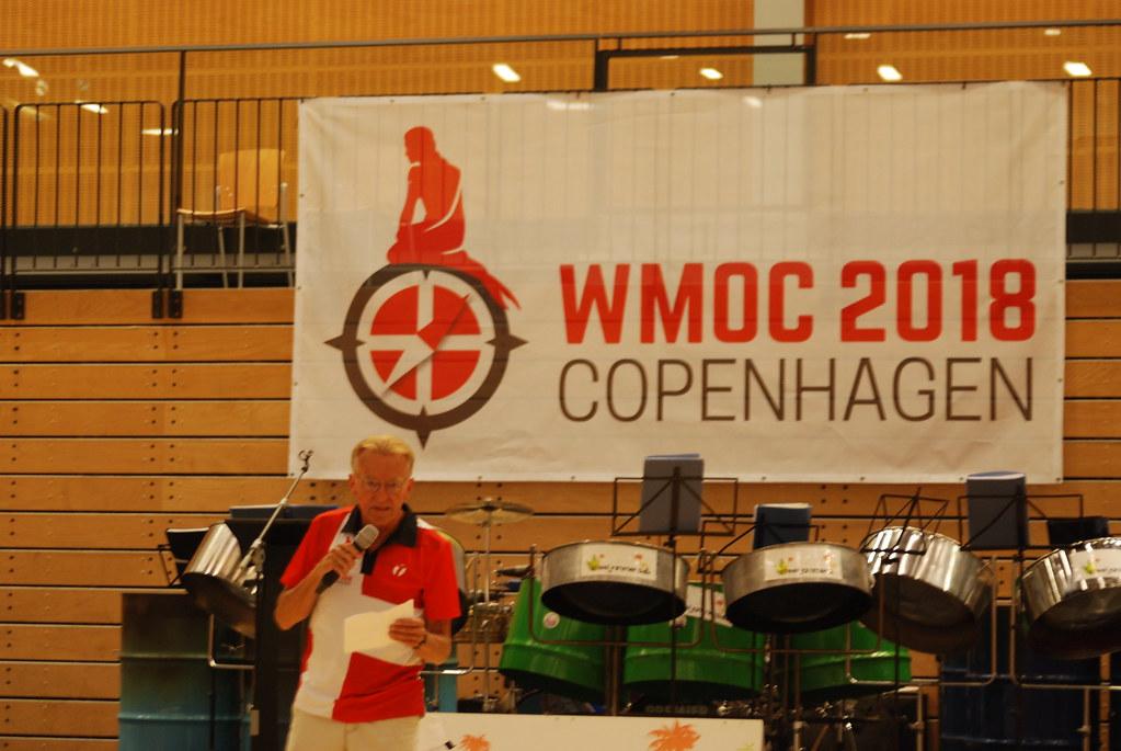 WM0C 2018 Opening Ceremony