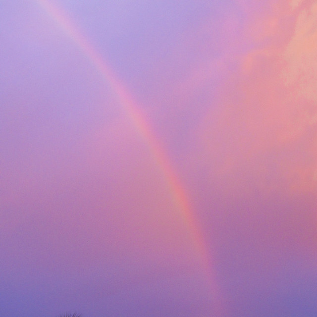 Afternoon Rainbow, Canon POWERSHOT SX10 IS