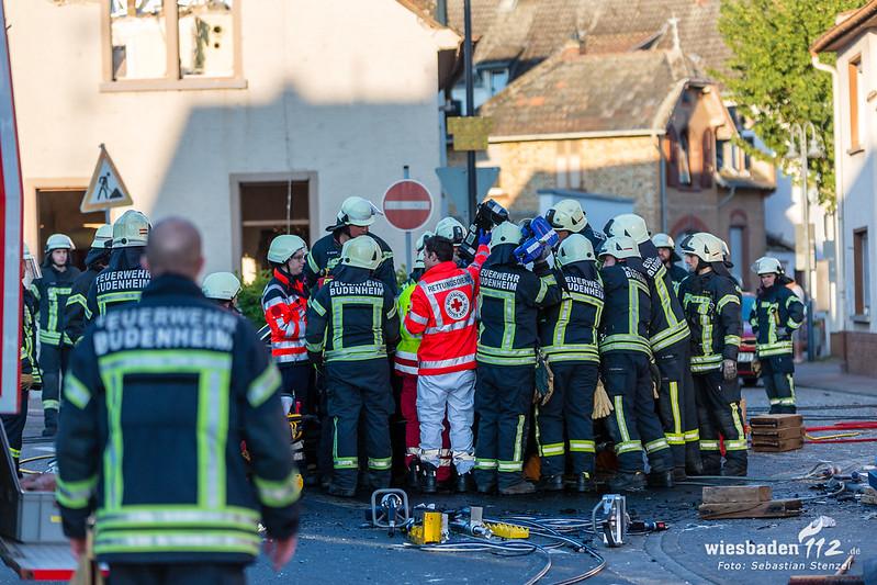 Schwerer Alleinunfall Budenheim 09.07.18