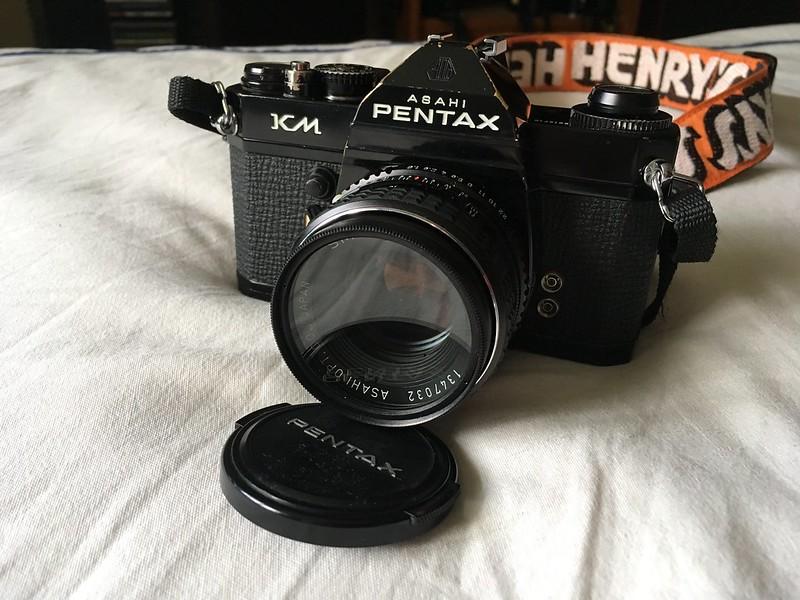 Asahi Pentax KM