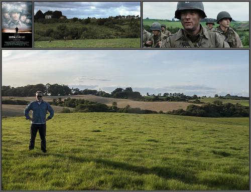 Saving Private Ryan (1998) Filming Location