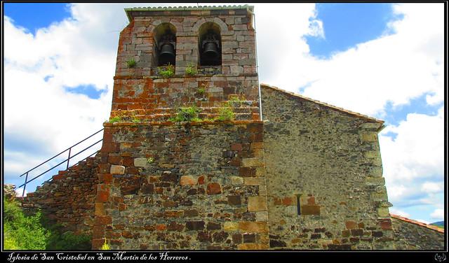 Iglesia de San Cristobal en San Martín de los Herreros 004
