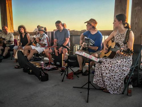 Taylor Dock Jam Session-017