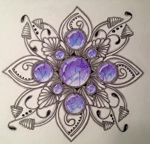 Flowers Drawings : jewels+3.jpg 960×920 pixels