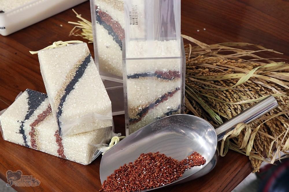 聿犁聯邦農業光合稻子 / 花蓮