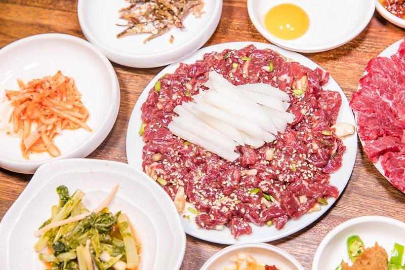 大邱十味之生牛肉 칠복식당 (10)
