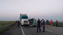 Соболезнуем. Кошмарное ДТП в Украине, в котором погибло 5 белорусов