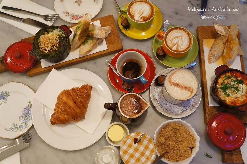 Melbourne Desserts & Cafes - Hardware Societe Cafe 3