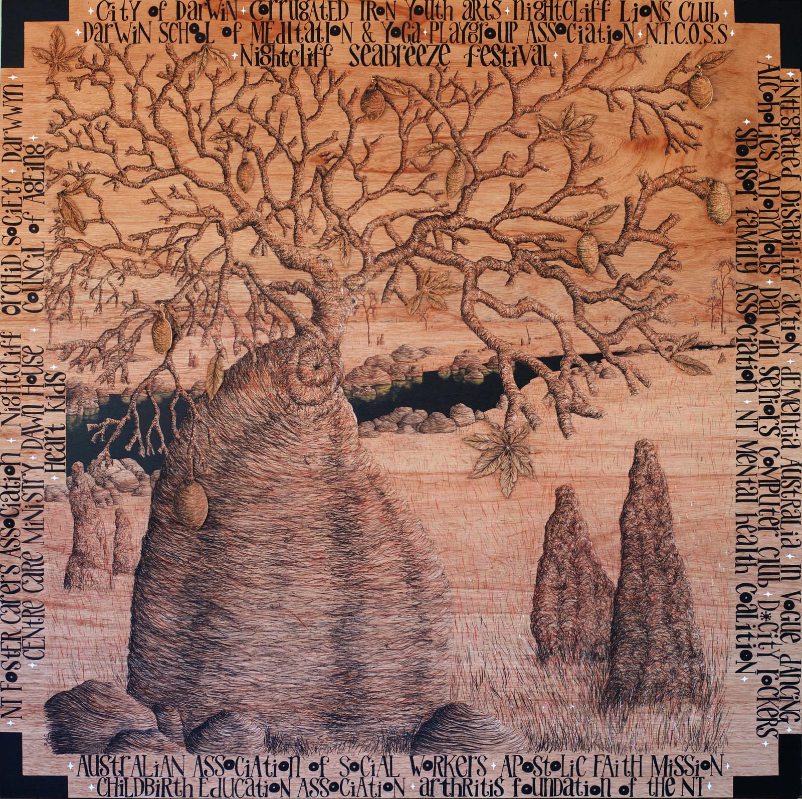 Corros Boab tree