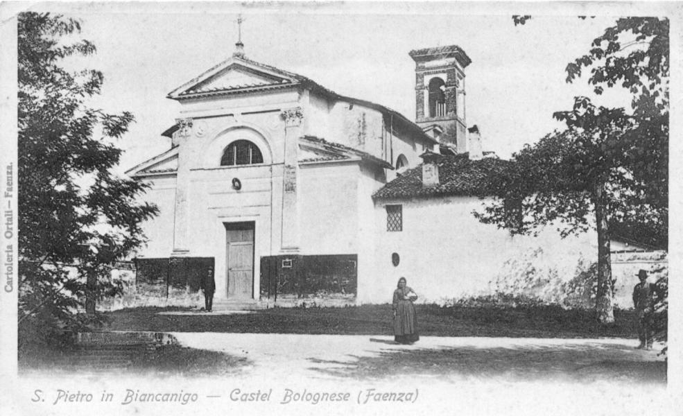 Domenica 1 luglio inaugurazione dei lavori di restauro della Chiesa di San Pietro ap. a Biancanigo