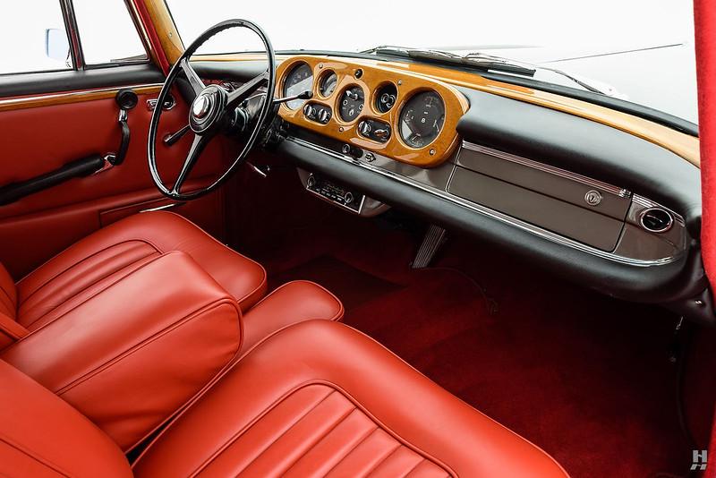 1960 Bentley S2 Shooting Brake by Wendler