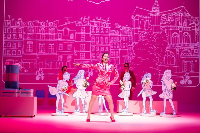 « Les P'tites Michu » au théâtre de Caen