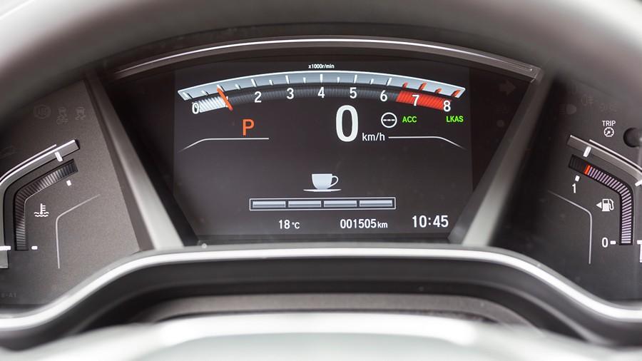 Honda CR-V petta gen 4