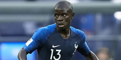 Lineker: Kante telah menjadi pemain terbaik Piala Dunia