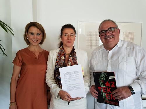 Magna exposición de la civilización azteca en Alemania