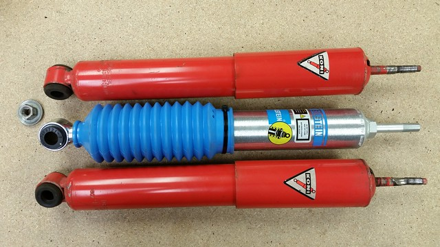 Replacing Shock Absorbers That Failed And Why