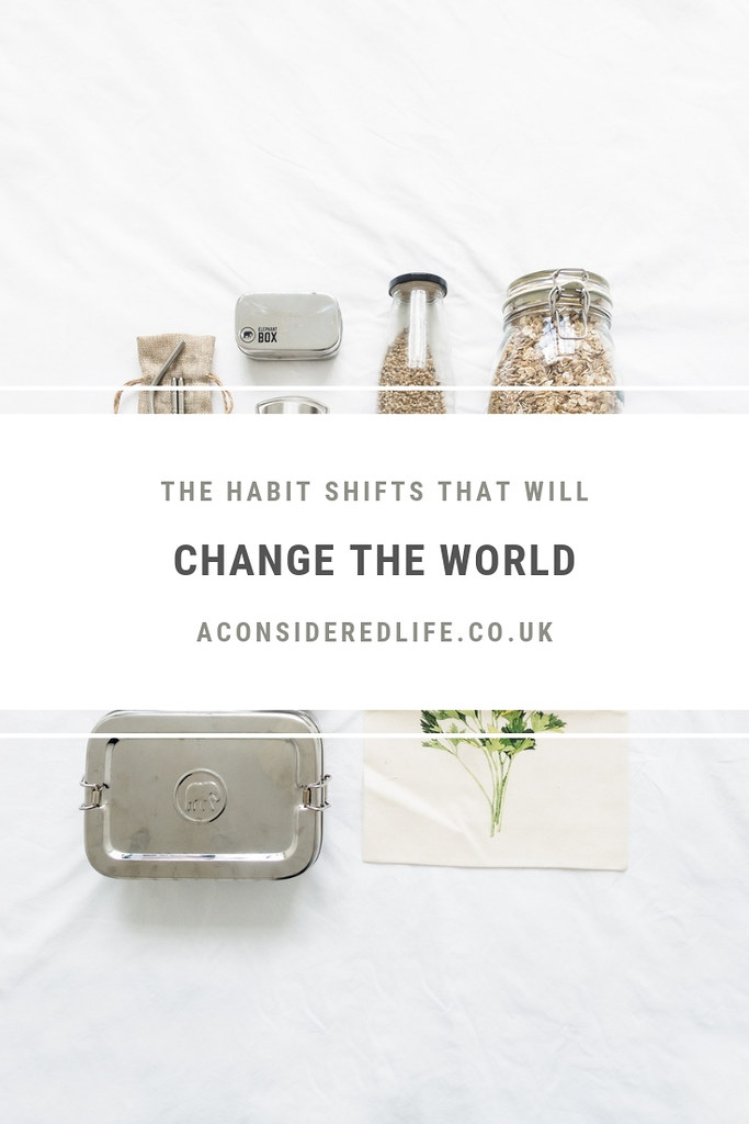 Habit Shifts That Will Reduce Your Environmental Impact