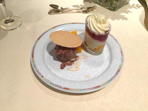 Dessert - Hotel Lamm - Heimbuchenthal