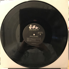 THE ROOTS:ILLADELPH HALFLIFE(RECORD SIDE-B)