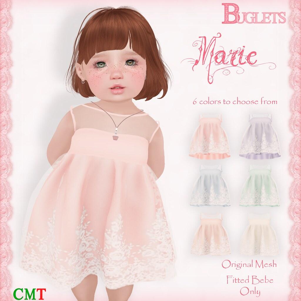 Marie Dress AD - TeleportHub.com Live!