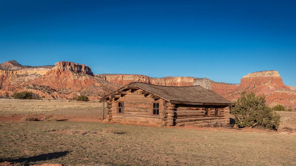 Ghost Ranch - Nouveau-Mexique - [USA]