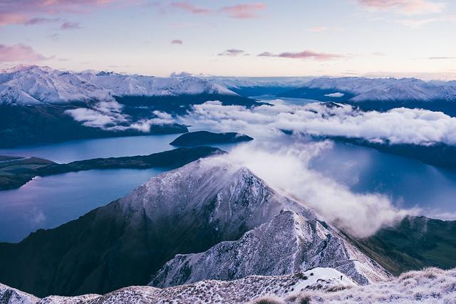 Roys Peak, Sony ILCE-7, Sigma 35mm f/1.4 DG HSM